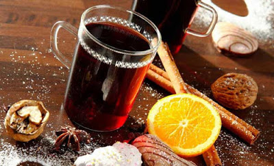 Vin Chaud (French Mulled Wine) Recipe