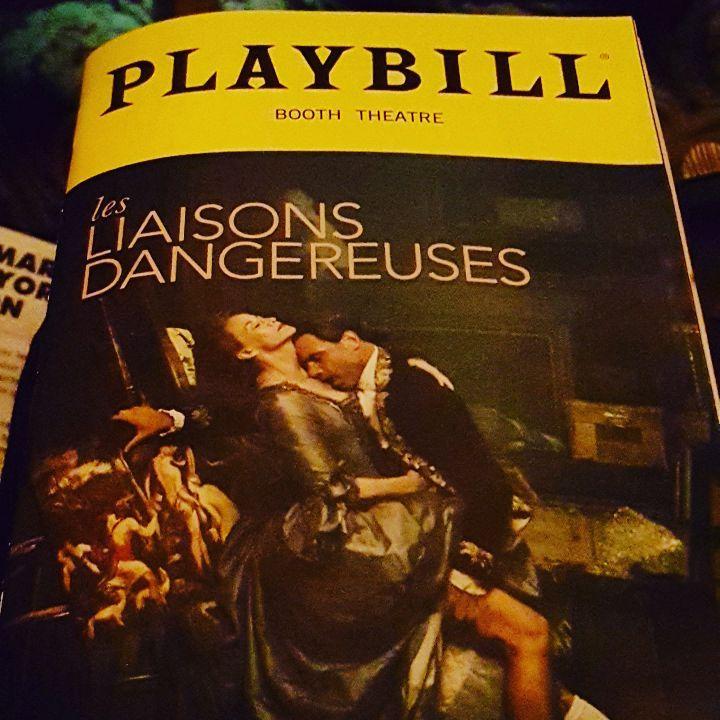 Les Liaisons Dangereuses on Broadway
