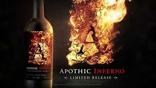Apothic Inferno: A Sexy Red Wine Blend With A Touch Of Whiskey