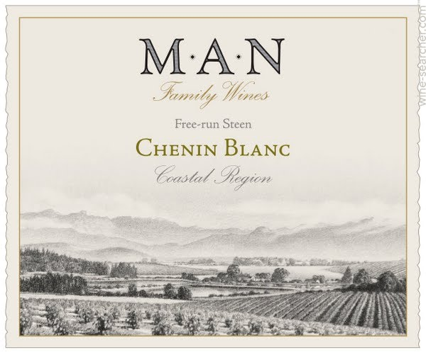 Pompette Notes: MAN Chenin Blanc