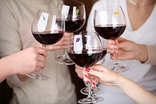 Simply Charmed: Wine Charms To Give Your Glass Some Personality