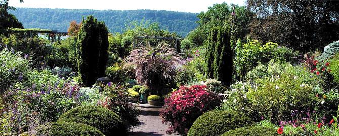 wave hill gardens bronx garden ftempo On jardines wave hill