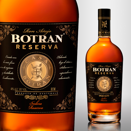 Botran Rum Cocktails