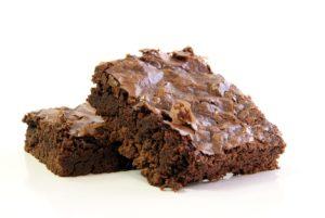 Deep & Dark Chocolate Brownies