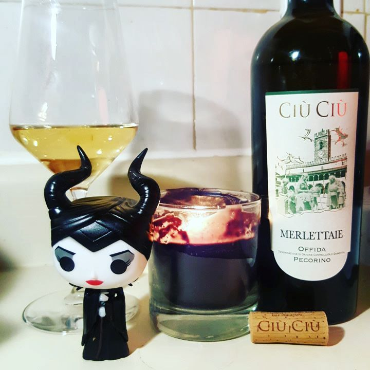 An Italian Wine Filled Friday Night