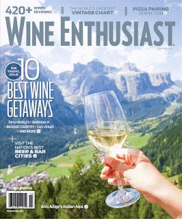 Top Ten Wine Travel Destinations For 2016