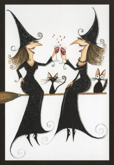 The Witch's Wine & Spirit Astrology: February 2017
