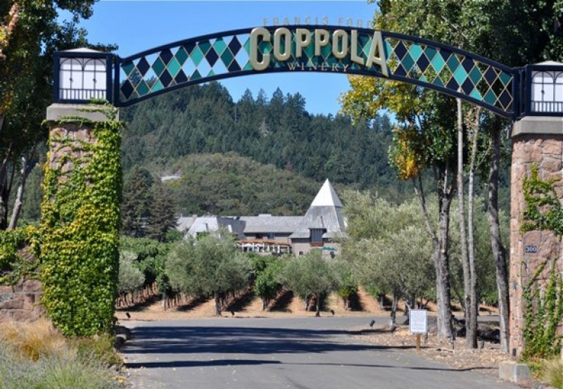 Francis Ford Coppla Winery's Pool And Park Opening For 2017