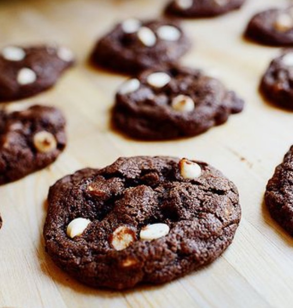 White Chocolate Chip Cookies With Brandy Recipe