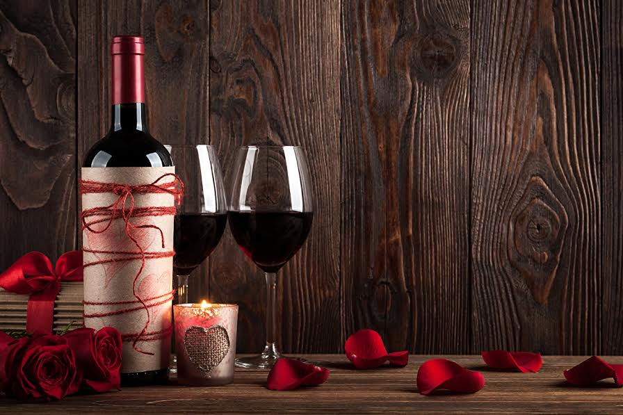 The Perfect Valentine's Day Wine