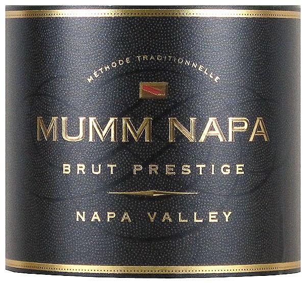 Pompette Notes: Mumm Brut Prestige