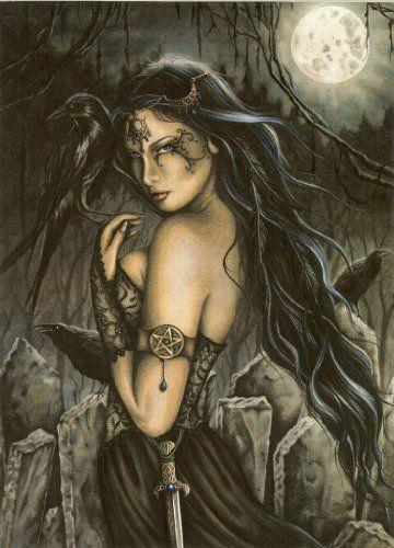 The Goddess Vision Spell