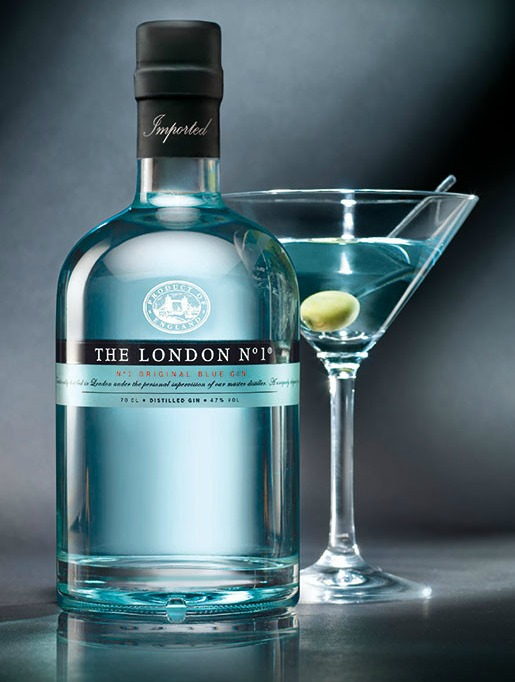 The London No. 1: The Story of A Blue Gin