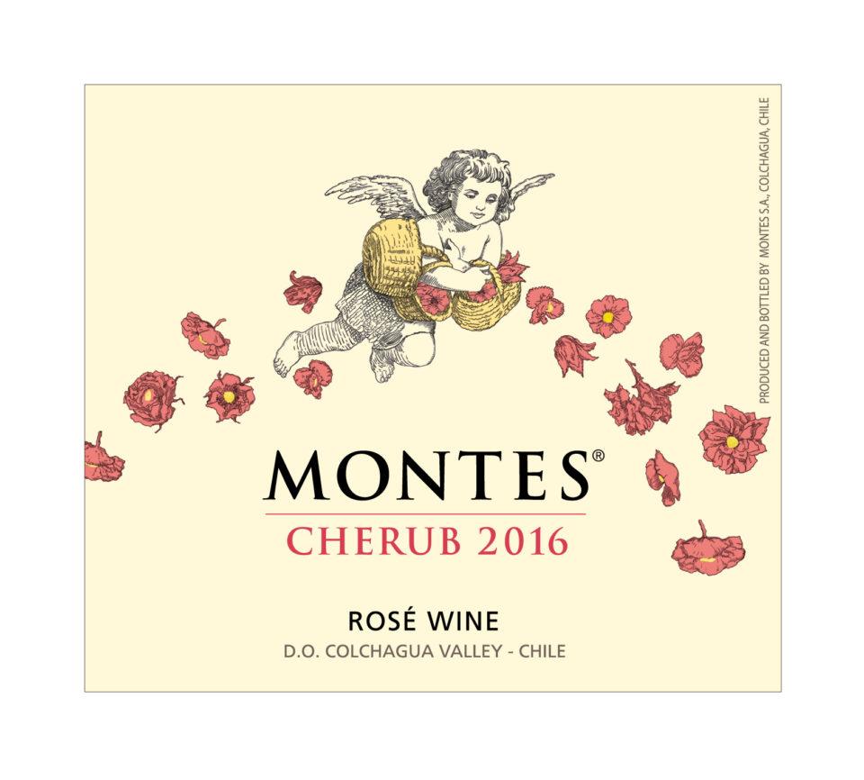 Pompette Notes: Montes Cherub Rosé 2016