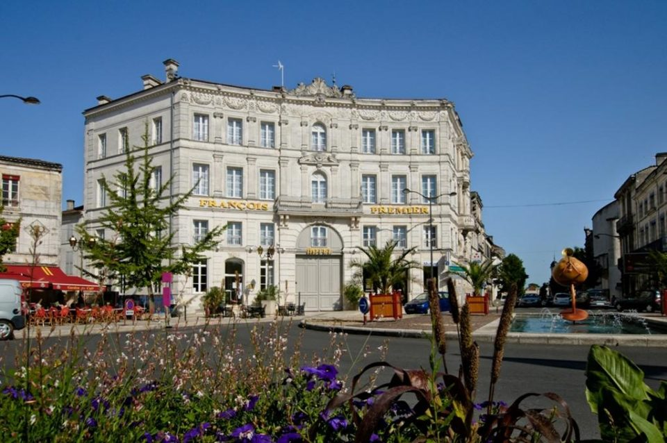 The Hôtel François Premier In Cognac, France