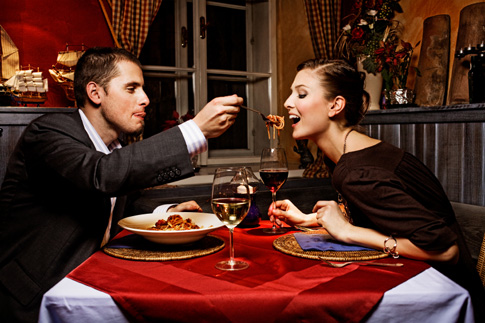 Grubhub and Tinder:  Food and Today's Dating Etiquette