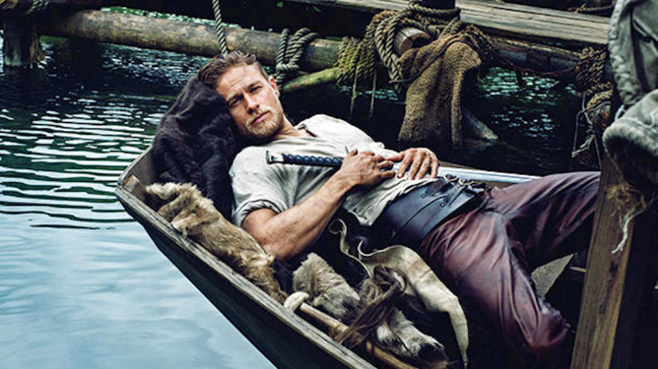 King Arthur: Legend Of The Sword Is Magickal Man Candy