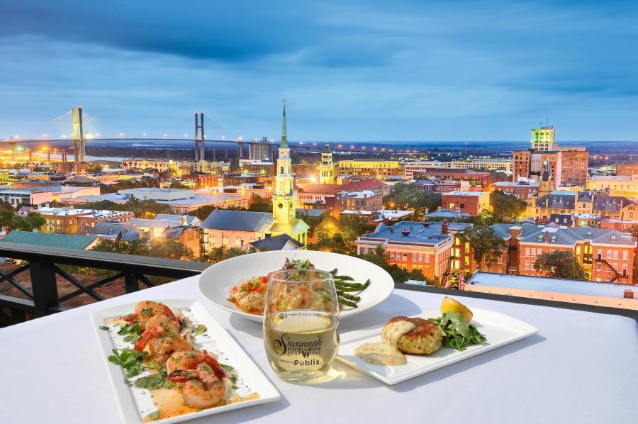 The 2017 Savannah Food & Wine Festival
