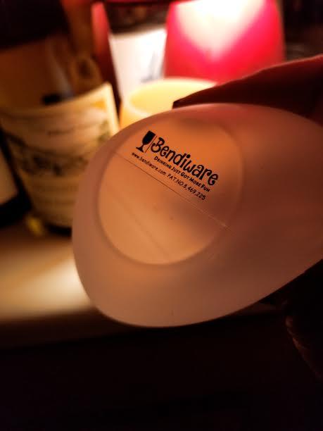 Bendiware: Portable & Bendable Wine Glasses