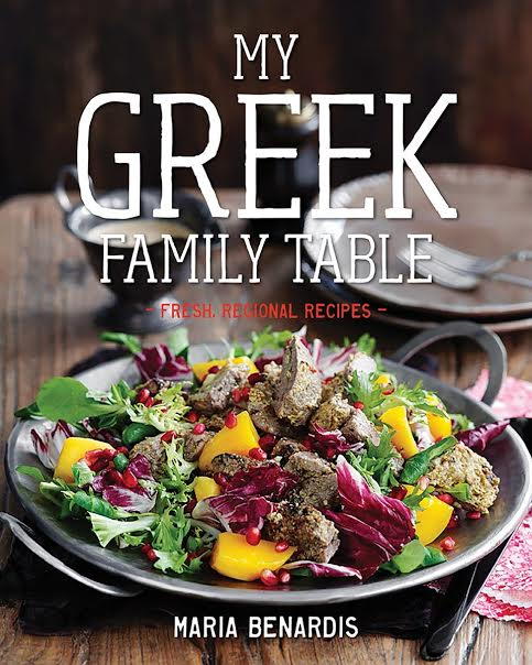 My Greek Family Table: Baked Asparagus with Oregano, Feta, and Lemon Zest