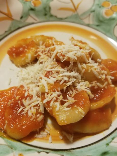 Step Up Your Pasta Game: Benedetto Cavalieri and Marinara Sauce