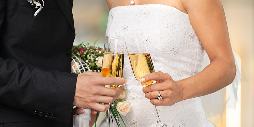 Affordable Sparkling Wines For Your Wedding