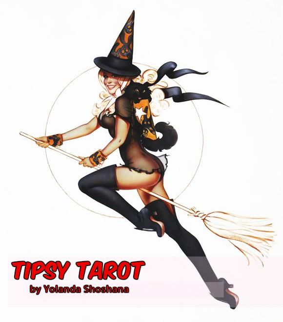 Tipsy Tarot: October 30, 2017- November 5, 2017