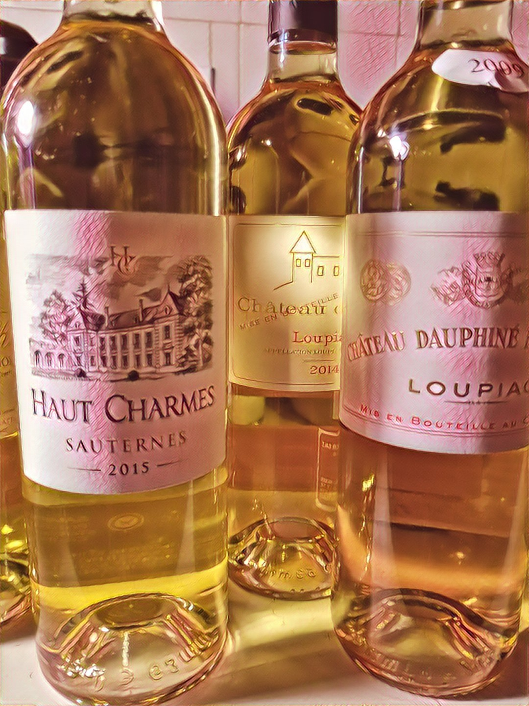 The Sweet Wines of Bordeaux