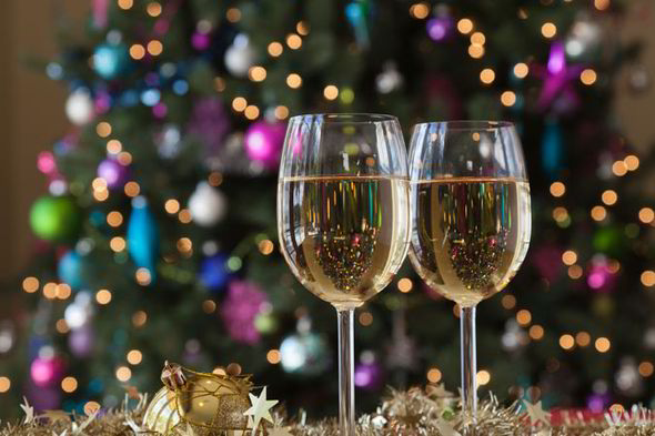 A White Wine Christmas
