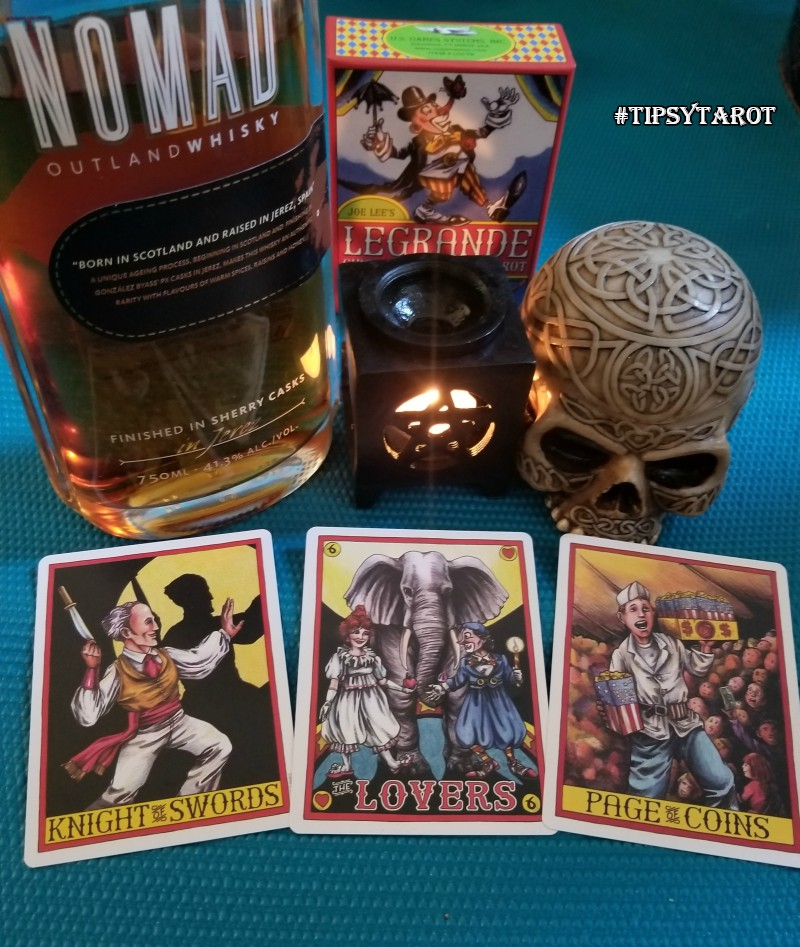 Tipsy Tarot: January 1, 2018- January 7, 2018