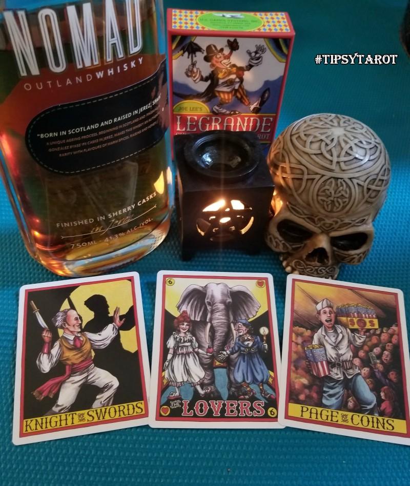 Tipsy Tarot: January 1, 2018- January 7, 2018 – A Witch
