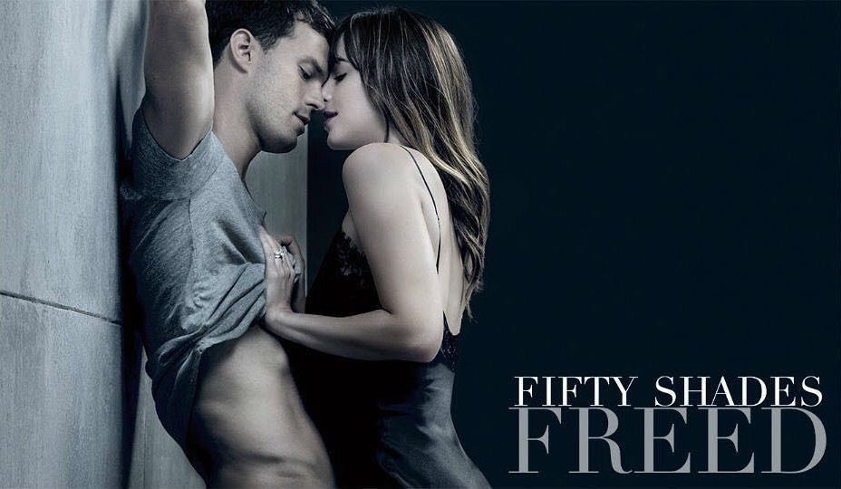 Fifty Shades Freed Paired With Three Olives Vodka Black & Blue