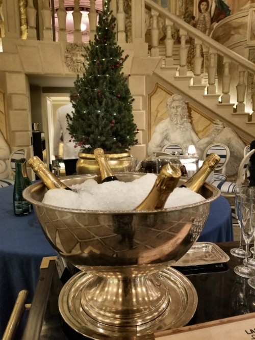 The Pierre Hotel: A Glamorous Food & Wine Experience
