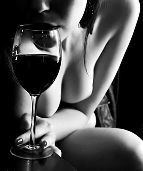 Sexy Red Wine For Valentine's Day & Anytime