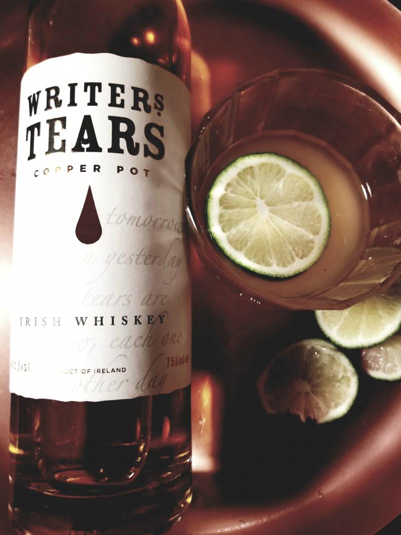 Witchcraft Cocktails: The Writer's Margarita