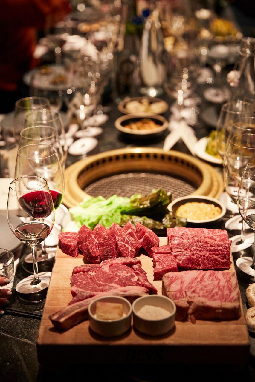 Légende Wines Pairing Dinner At Cote
