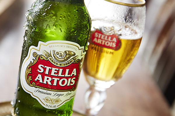 Pompette Notes: Stella Artois