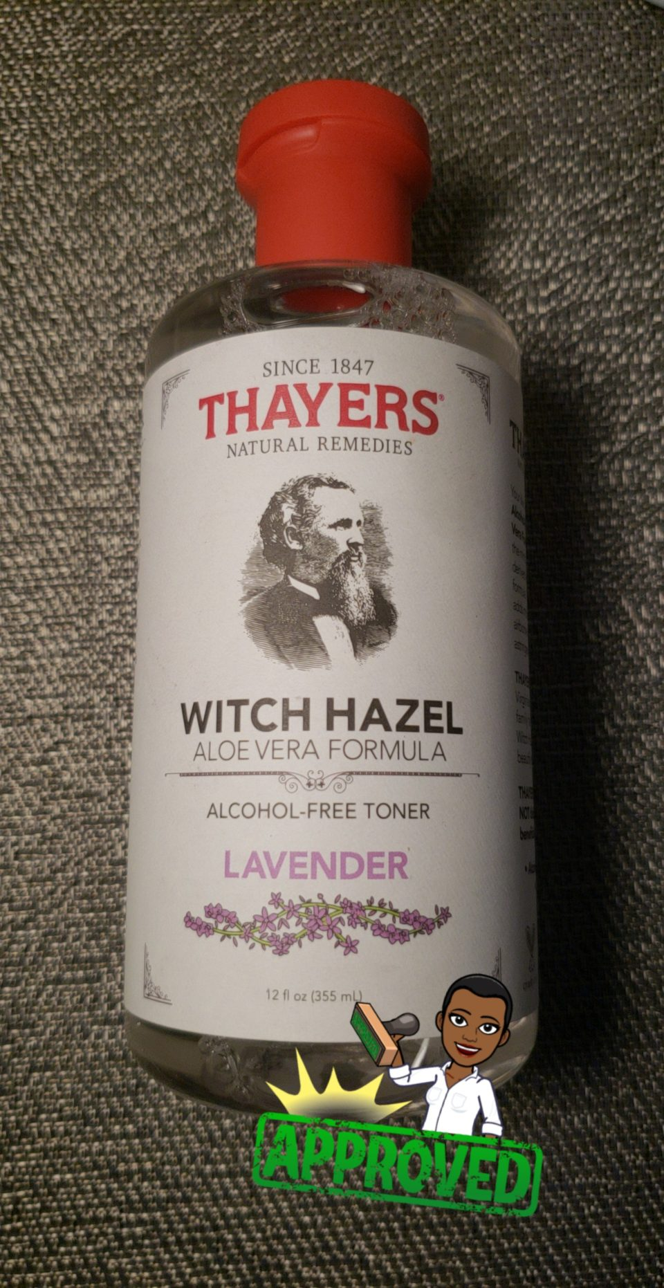 Thayers Lavender Witch Hazel