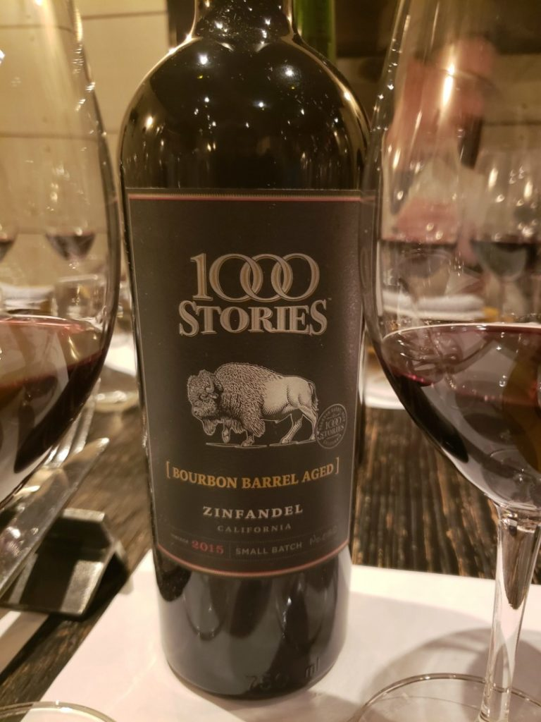 1000 Stories: The Adventures of Bourbon Barrel Aged Zinfandel