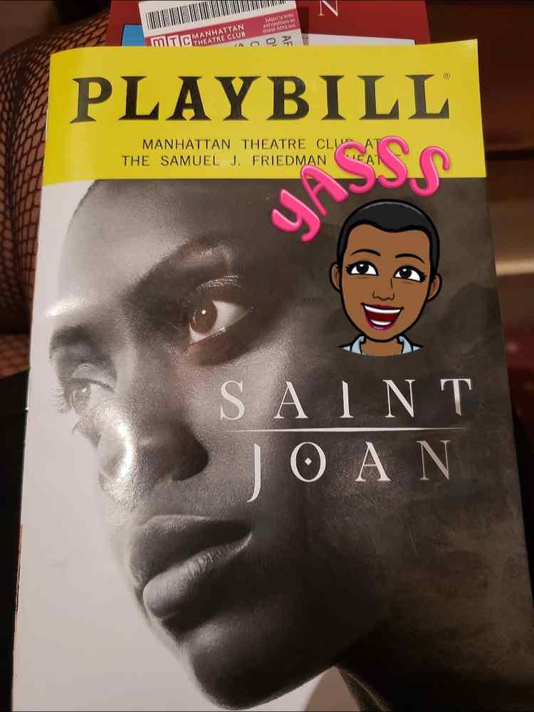 Saint Joan : Broadway Revival