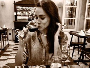 Royal Reds: Get The Markle Sparkle In A Glass