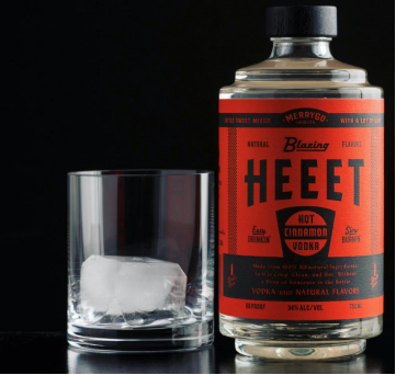 Witchcraft Cocktails: HEEET Cinnamon Vodka
