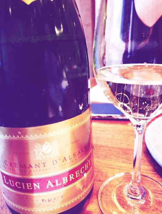 Wining and Dining with Lucien Albrecht Wines