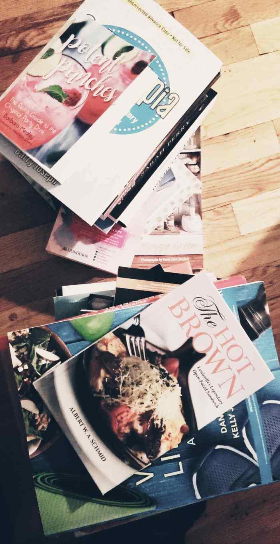 Bruja On Books: Books and More Books…