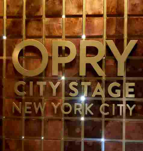 Opry City Stage: A Touch Of Nashville In NYC