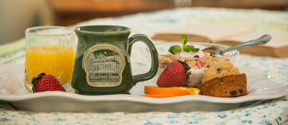 Book Lover's Day At the Caldwell Bed and Breakfast