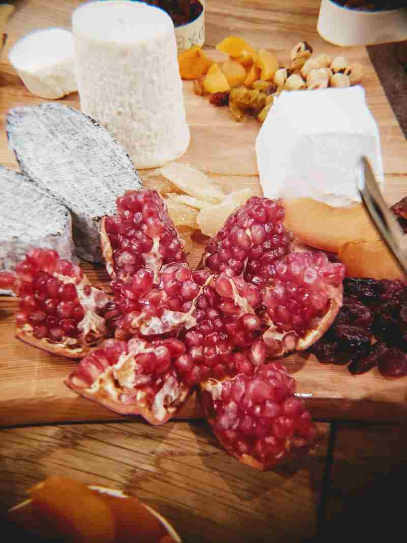 Goat Cheeses of France
