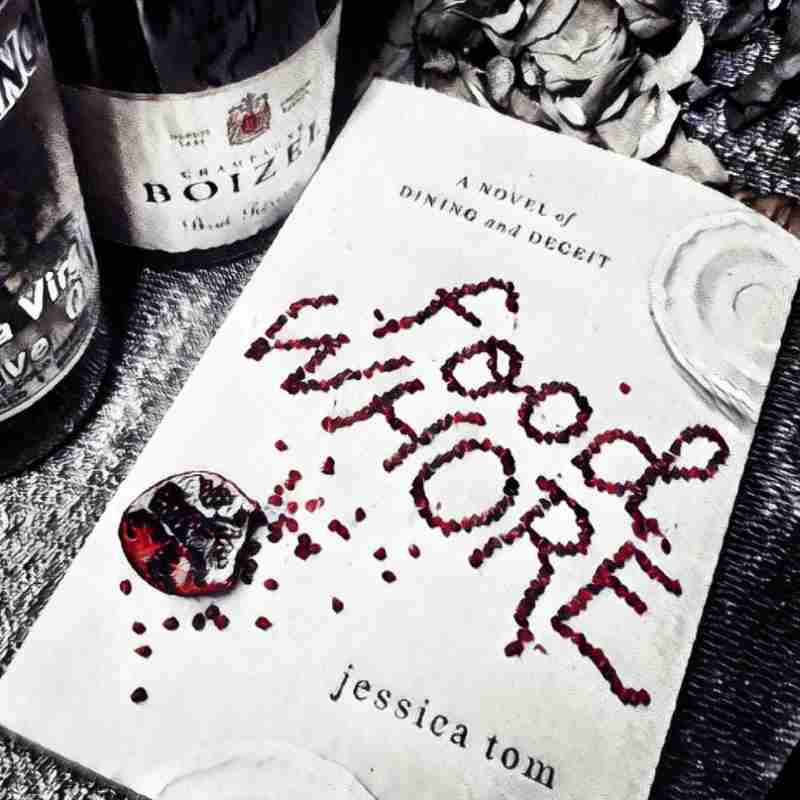 Bruja On Books: Food Whore