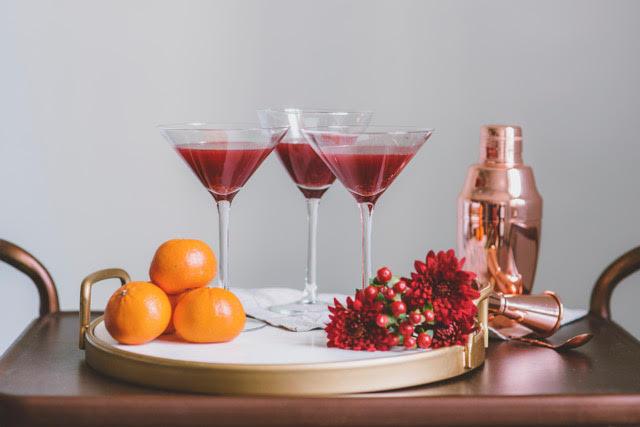 Celebrate National Mocktail Week January 13-19, 2019