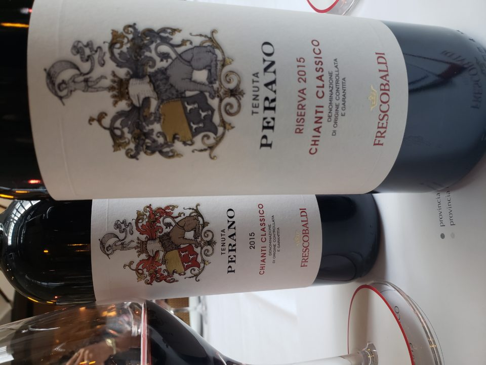 Frescobaldi's Tenuta Perano: Bring On The Chianti